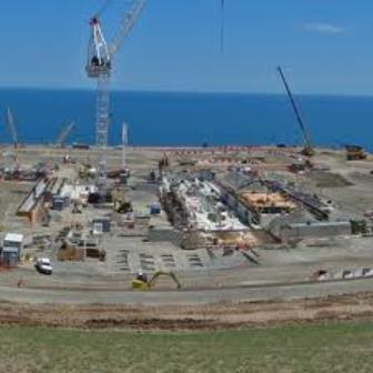 Adelaide Desalination Plant - Under Construction